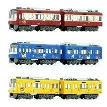 京急,リラックマ×京急ラッピング電車を再現した「Bトレインショーティー」を発売