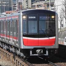 大阪市交30000系31609編成が営業運転を開始