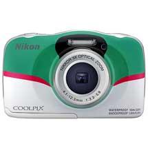 ビックカメラ,新幹線E5系「はやぶさ」カラーのデジタルカメラ「COOLPIX W100 E5」発売