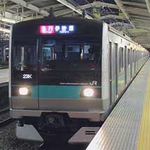 千代田線からの小田急線直通範囲が伊勢原まで延長される