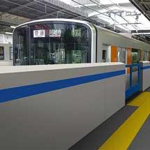 東武,3月17日から東上線川越駅のホームドアを使用開始