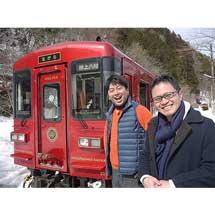 3月24日・35日開催「万博鉄道まつり」にCS日テレプラス番組「鉄道発見伝」が5年連続ステージに登場