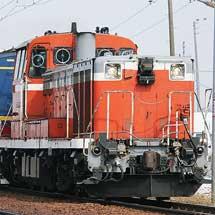 マヤ34 2008が函館本線で試運転