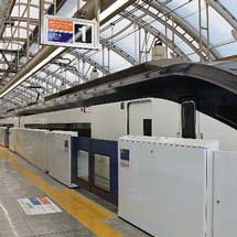 京成,日暮里駅上りホームにもホームドア設置へ