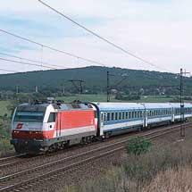 ヨーロッパ鉄道アラカルトハンガリーの「やましなものがたり」