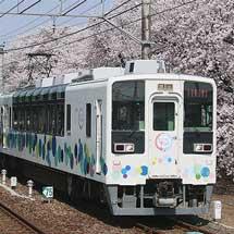 東武「スカイツリートレイン」が東武宇都宮線に入線