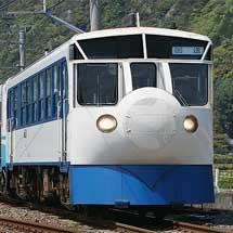 「鉄道ホビートレイン」が回送される