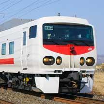 「East i-D」が青い森鉄道線を検測