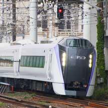 E353系S-109編成が登場