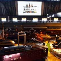 鉄道博物館,車両ステーションをリニューアル