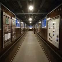 東武,下今市駅構内に「旧こ線橋レトロギャラリー」を開設