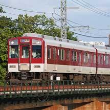 近鉄生駒線に8810系が入線