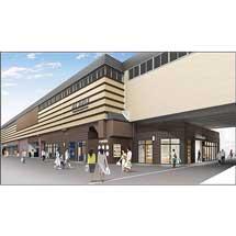 阪急,洛西口—桂駅間高架下エリアの名称を「TauT(トート)阪急洛西口」に決定