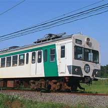 上信電鉄クモハ151+クモハ152が引退