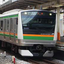 湘南新宿ラインで渋谷駅線路切替え工事による運転変更