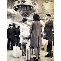 「銀の鈴」誕生50周年記念,JR東京駅で歴代4代の「銀の鈴」が一挙に登場