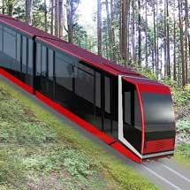 高野山ケーブルカー,新造車両デザインが決定