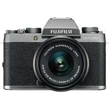 「FUJIFILM X-T100」6月21日に発売