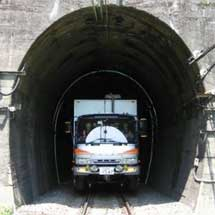 JR東海,2020年春から在来線のトンネル覆工変状検知装置の機能を向上