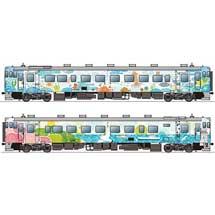JR北海道,6月18日から「道南 海の恵み」車両の運転を開始