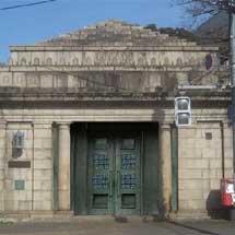 京成,旧博物館動物園駅駅舎の改修工事に着手