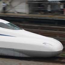 「N700S」確認試験車が東京へ