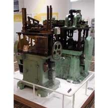 6月23日・24日京都鉄道博物館で,展示品解説セミナー「硬券印刷機」を開催