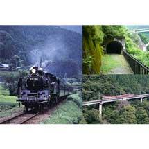 6月30日大井川鐵道,SLとアプト式鉄道に乗ろう!「探検!?ミステリートンネルハイク」実施