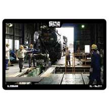 2018年7月〜2019年2月JR東日本「SL GUNMA トレーディングカード」を配布