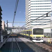 「電車でGO!!」,大形アップデートで総武線を追加