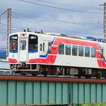 三陸鉄道36-700形がJR線経由で回送される