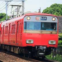 名鉄で一部の特急列車が全車一般車で運転される