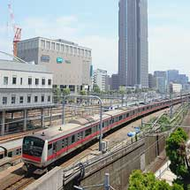 E233系5000番台が中央・総武緩行線に入線