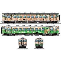 7月22日岩見沢駅でキハ40 1780「道央 花の恵み」を公開