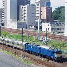 205系3000番台2本が長野へ
