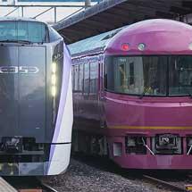 485系「宴」を使用した納涼列車が運転される