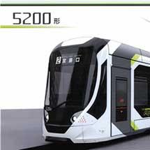 広島電鉄,新形車両5200形「Green Mover APEX」を導入