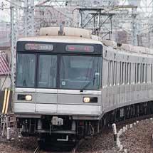 東京メトロ03系第31編成が北館林へ