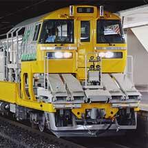 キヤE195系が仙台に