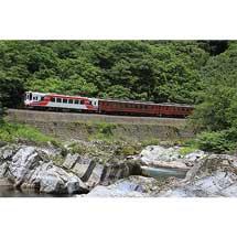 8月3日〜6日・10日〜13日三陸鉄道,JR山田線との直通列車「さんりく北リアス号」運転