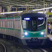 東京メトロ16000系が厚木花火臨に使用される