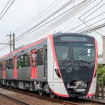 東京都交通局5500形が京成線に入線