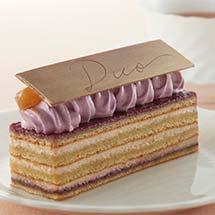 近鉄,「青の交響曲(シンフォニー)」で秋季オリジナルケーキを発売