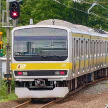 もと三鷹車両センター所属のE231系4両が秋田へ