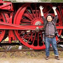 8月23日〜29日プロビア倶楽部,写真展「鉄道写真の魅力Ⅱ」開催