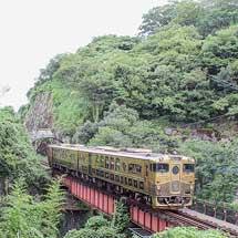 「或る列車」が豊肥本線の阿蘇駅まで入線