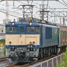 205系M36編成が新津へ