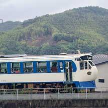 「鉄道ホビートレイン」が,ごめん・なはり線に入線