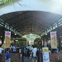 8月25日叡山電鉄「八瀬えいでん<駅>地ビール祭り」開催