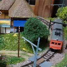 8月25日・26日新津鉄道資料館で「鉄道模型工作教室」開催